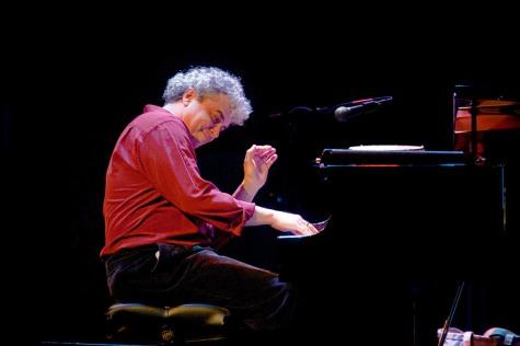 Master pianist and composer Jovino Santos Neto